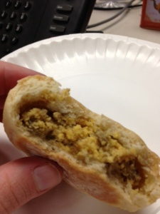Turkey Sausage and Egg Roll