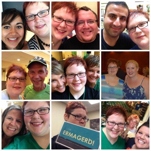 FitBloggin Selfies