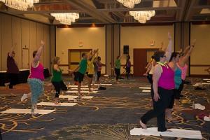 Fitbloggin Yoga
